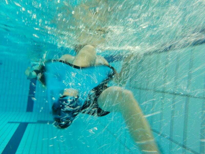 Entrainement palmes breteuil grand bain 25 juillet for Piscine breteuil